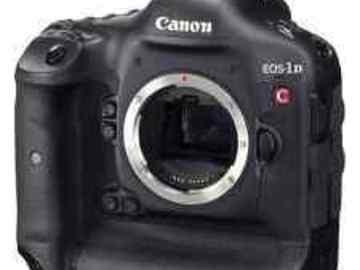 Rent: Canon 1DC