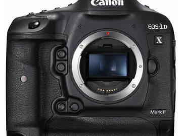 Rent: Canon 1DX mk2