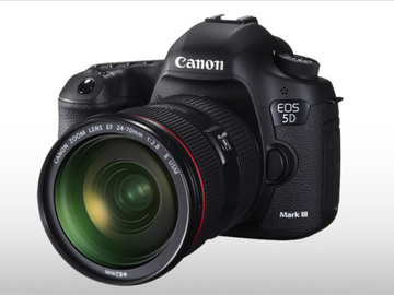 Rent: Canon 5d Mark III PACKAGE - 3x L series Zooms