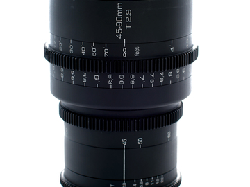 Rent: LEICA / ANGENUIEX - 45-90MM T2.9 PL MOUNT ZOOM