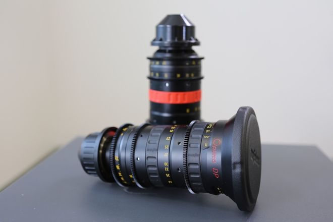 Angenieux DP Zoom Set 16-42 and 30-80