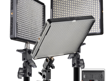 Rent: Aputure Amaran HR672 3point Kit
