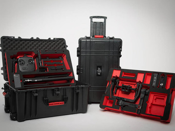 Rent: DJI RONIN with Cinemilled Extensions for larger cameras