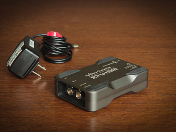 Rent: Blackmagic Battery SDI to HDMI converter