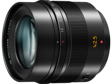 Rent: Panasonic 42.5mm f1.2