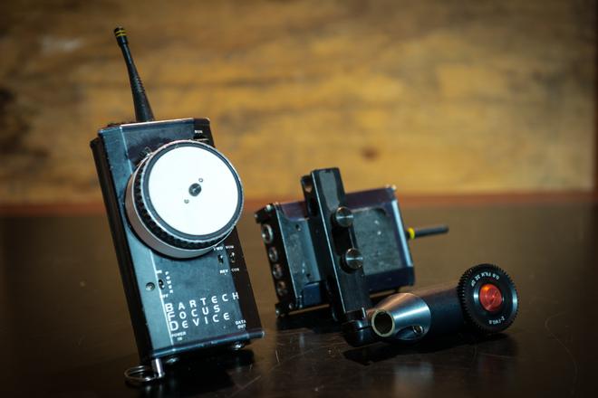 Bartech Analog Wireless Follow Focus