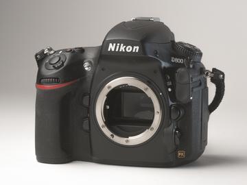 Rent: NIKON D800 CAMERA KIT