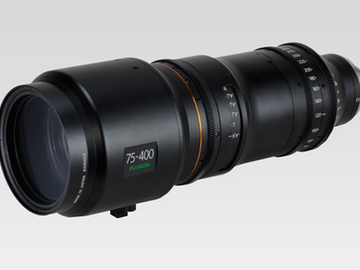 Rent: Fujinon 75-400mm