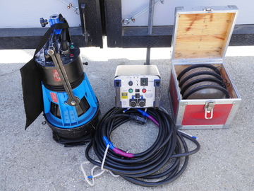 Rent: LTM 1.2K (1200w) HMI Par w/ Powergems Electronic Ballast