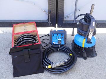 Rent: Arri 1.2k (1200w) HMI Par w/ Electronic Ballast (1 of 2)