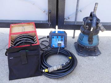 Rent: Arri 1.2k (1200w) HMI Par w/ Electronic Ballast (2 of 2)