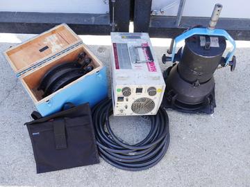 Rent: Strand 1.2K (1200w) HMI Par w/ Electronic Ballast