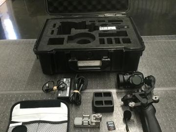 Rent: DJI Osmo X5 PRO Handheld Gimble