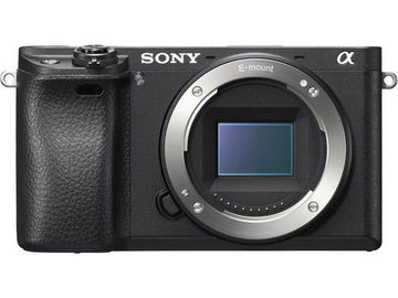 Rent: Sony A6300 4K UHD Camera With Speedbooster