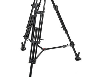 Rent: Manfrotto 546B/503HDV Tripod and Head