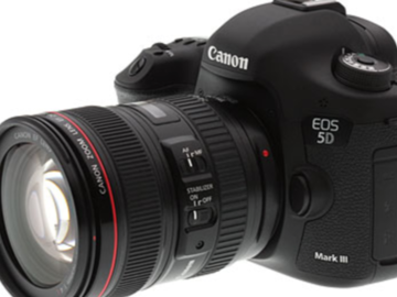 Rent: (x2) Canon 5Dmk3 camera kits