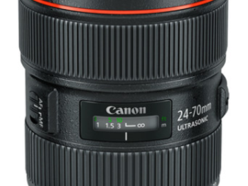 Rent: Canon EF 24-70mm f/2.8L II Zoom Lens (L-Series) + ND Filter