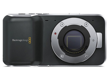 Rent: Blackmagic Pocket Cinema Camera (2 of 2)