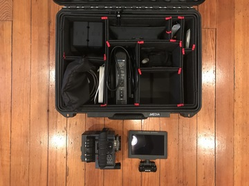 Rent: Red Scarlet-W Kit