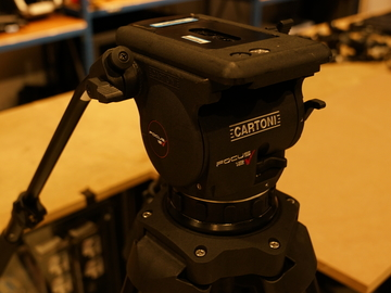 Rent: Cartoni Focus 12 Tripod