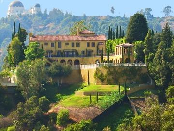 Rent: Historic Old Hollywood Tuscan Villa