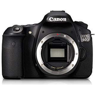 1 Canon 60D Package w/ 2 Lens