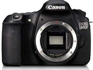 Rent: 2 Canon 60D Package w/ 2 Lens