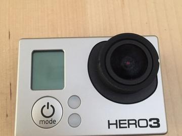 Rent: GoPro Hero3