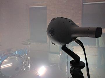 Rent: Nokia Ozo 360° Camera