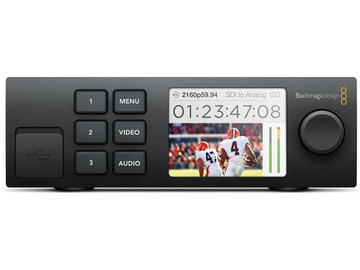 Blackmagic Design Web Presenter w/ Teranex Mini Smart Panel