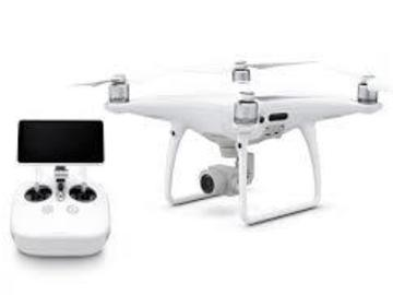 Rent: Phantom 4 Pro PLUS (with built in monitor)