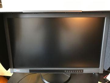 Rent: Eizo CG277 Color accurate monitor