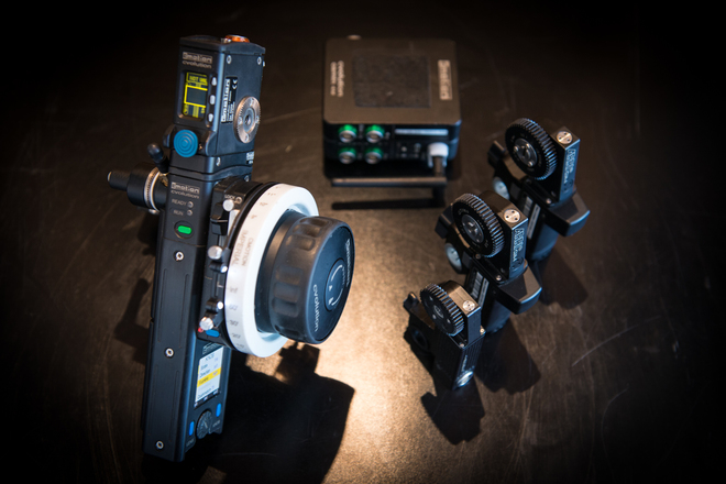 Cmotion FIZ - 3 motor wireless lens control