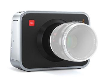 Rent: Blackmagic 2.5k Cinema Camera MFT w/ SSD's, Battery & Extras