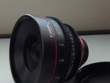 Rent: Canon CN-E 35mm T1.5