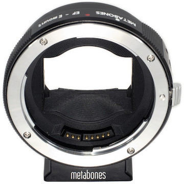 Metabones E-Mount to EF Adapter