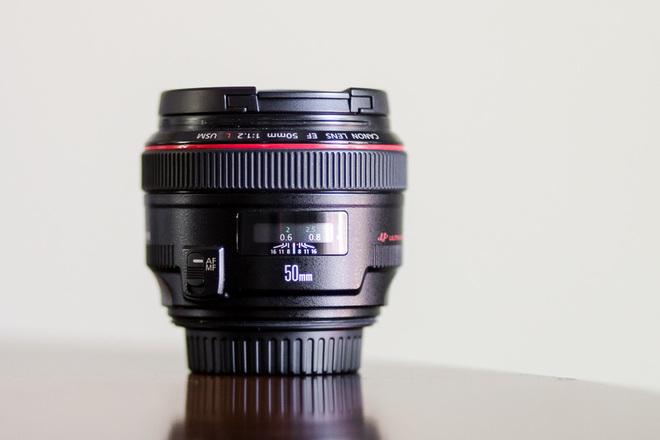 CANON 50mm F/1.2 L Series