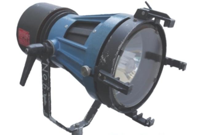 LTM Cinepar 575w HMI Par Light Kit - #2