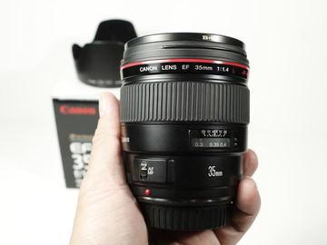 Rent: CANON 35mm F/1.4 L Series