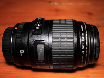 Rent: CANON 100mm MACRO f2.8