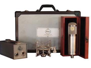 Peluso 2247 SE Microphone w/ Pauly Superscreen Pop Filter