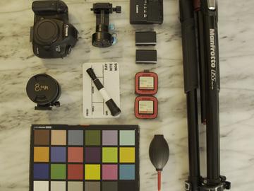 5D Mark 3 HDRI Kit with Sigma 8mm & Nodal Ninja