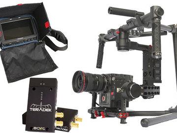 Rent: DJI Ronin - COMPLETE Wireless Package