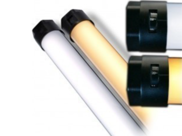 Rent: 7 4ft Quasar Science LED Tubes (With Edison Pigtails)