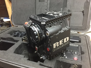 Rent: RED Scarlet Dragon - Complete Shooting Package