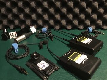 Sony UWP-D11 Digital Wireless Body Pack Lavalier (1 of 2)