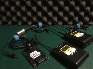 Sony UWP-D11  Digital Wireless Body Pack Lavalier (2 of 2)