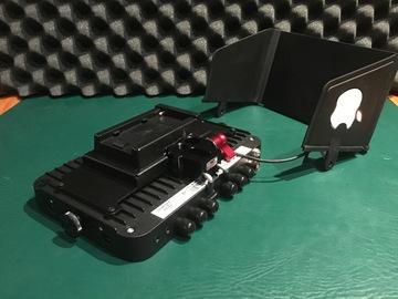 Rent: Convergent Design Odyssey7Q+ OLED Monitor & 4K Recorder