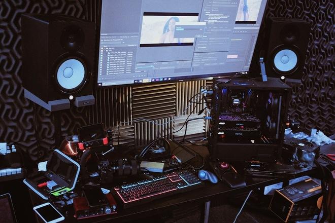 Editor & Suite