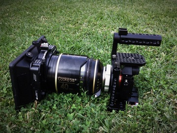 Rent: Sony A7s and 7Q+ Cinema Package PL or EF Mount